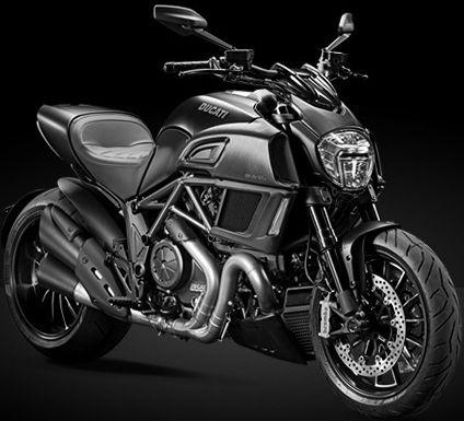 Ducati, Diavel Dark 2015