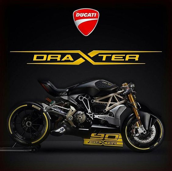 Ducati Diavel Draxter by Juampi*