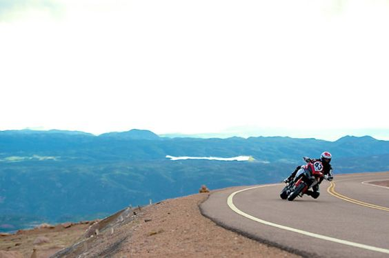 Ducati Heads to Pikes Peak to Defend Record - Motorcycle Sport