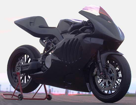 Ducati. I'm not usually in to sport bikes, but I could definitely picture myself on this. Of course I'd be wearing a cape and mask too!