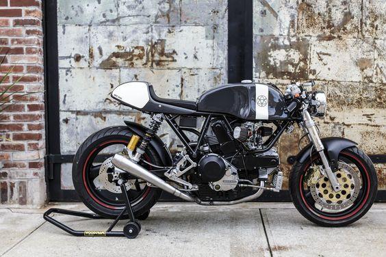 Ducati Leggero Cafe Racer by Walt Siegl