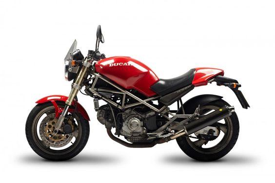 Ducati M900 Il Monstro