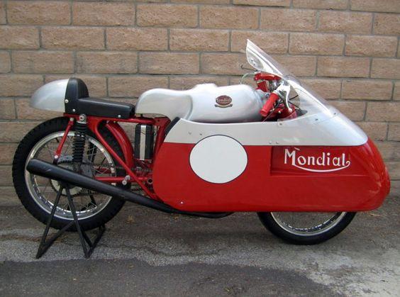 Ducati Mondial Racer
