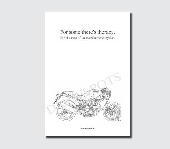 DUCATI MONSTER 695d 2007 QUOTE Original Handmade by drawspots, $ #gift #christmas #ducati