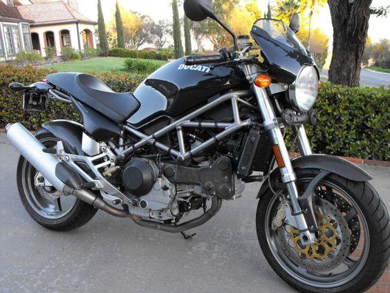 Ducati Monster 916 MS4