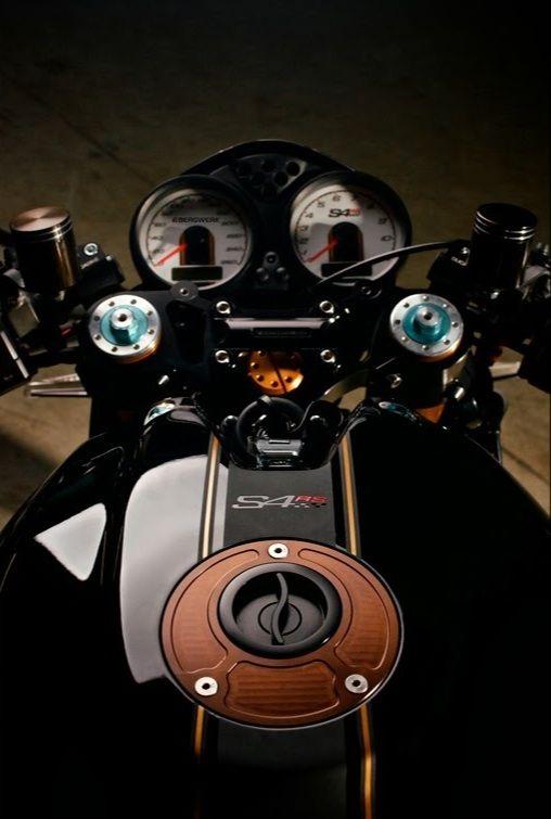 Ducati Monster MS4Rs custom ~ Return of the Cafe Racers