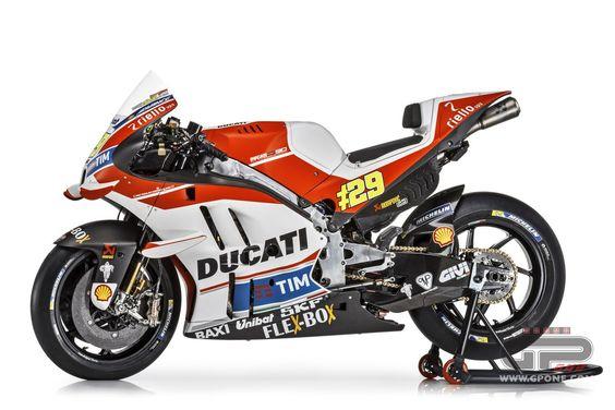 Ducati MotoGP16