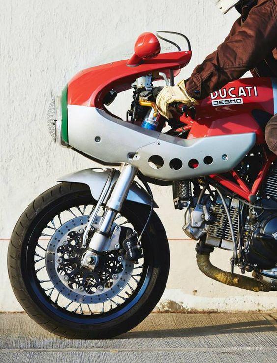 Ducati #motorcycles #caferacer #motos |