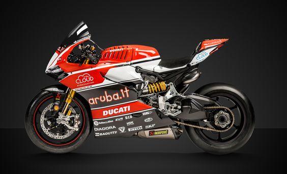 Ducati Panigale R - Né pour courir