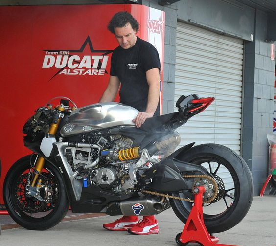 Ducati Panigale RS13