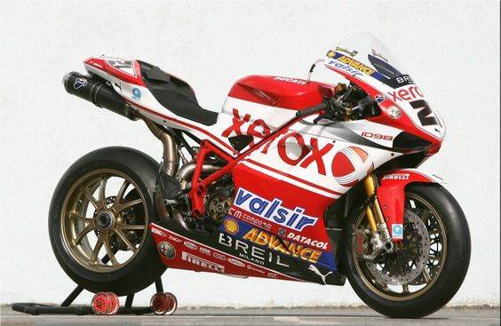 Ducati Panigale SBK