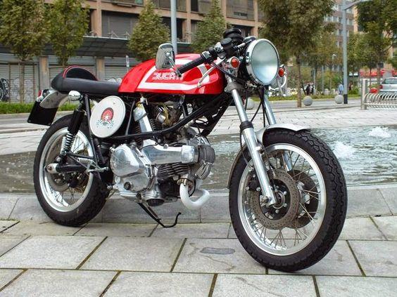 Ducati Pantah Cafe Racer