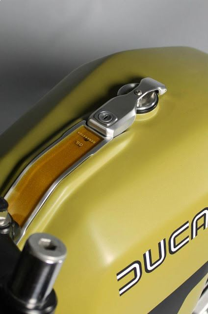 Ducati Pantah Cafe Racer by JvB Moto #motorcycles #caferacer #motos |