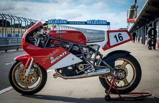 Ducati racer special