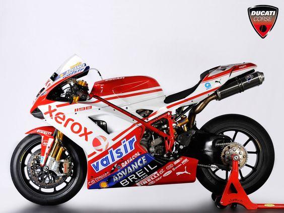 Ducati SBK 2010