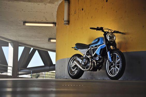 Ducati Scrambler FCR Original