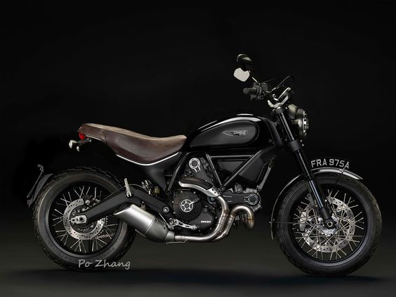 ducati scrambler full throttle - Google Search