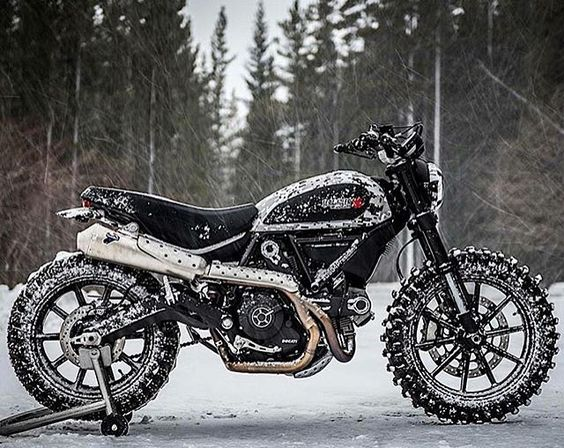 Ducati Scrambler #motorcycles #scrambler #motos |
