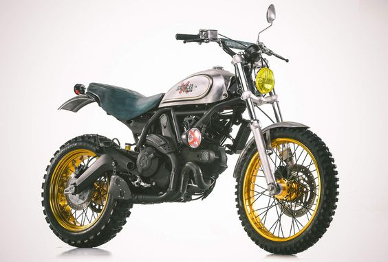 Ducati Scrambler :: Officine Mermaid