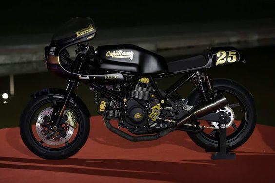 Ducati SS 1000 Cafe Racer by Cafe Racer Napoli #motorcycles #caferacer #motos  