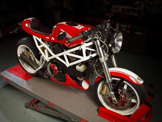 Ducati ST Cafe-Racer convertion kit - Page 2 -  - The Ultimate Ducati Forum