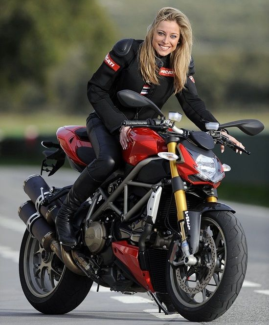 #Ducati streetfighter bike. If this were all  get me to it!