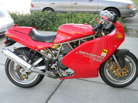 Ducati : Supersport in Ducati | eBay Motorcycles