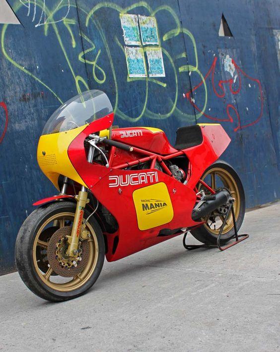 Ducati TT2 600 Pantah -