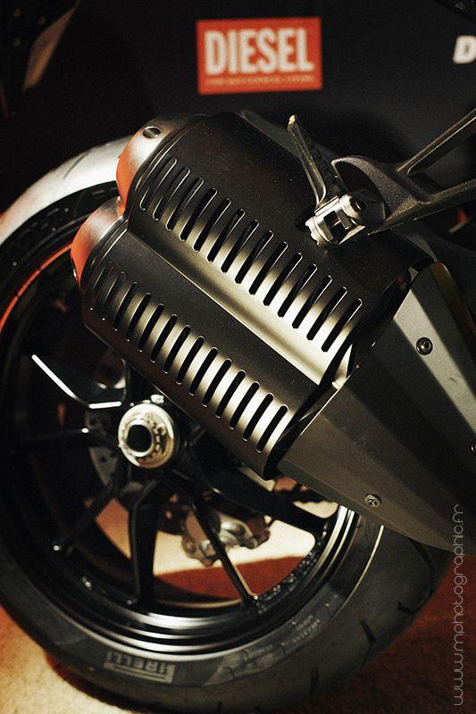 Ducati x Diesel