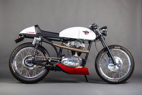 e Ducati 350 Sebring -