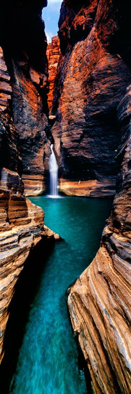 Emerald Waters,  Karijini National Park, Western Australia