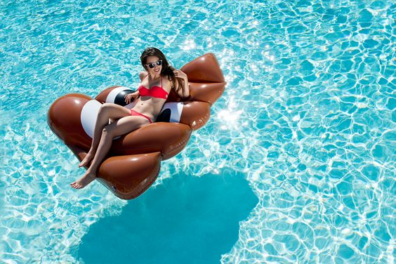 Emoji Pool Floats