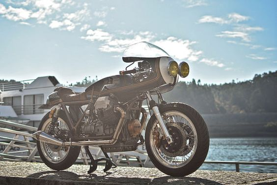 Enduring Style: A classic Le Mans 1000 from Ton-Up