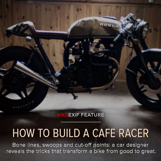 Ever wondered why some custom motorcycles look better than others? We got pro designer Charlie Trelogan to reveal the tricks of the trade.