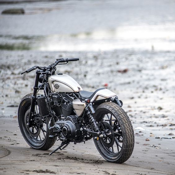 Extra Lean: Rough Crafts' Harley XR 1200 | Bike EXIF