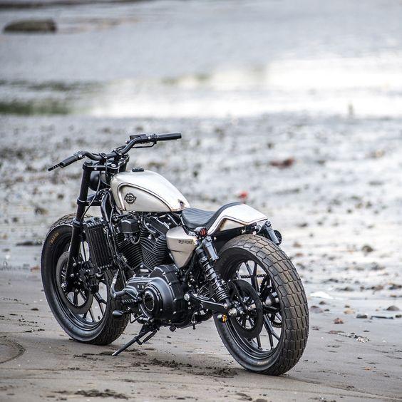 Extra Lean: Rough Crafts' Harley XR 1200 | Bike EXIF