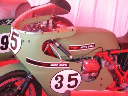 factory imola race bike moto guzzi v7 sport