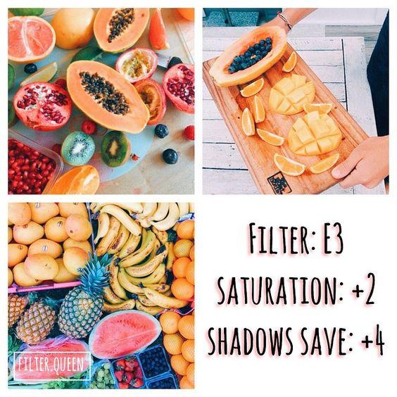 Fruity Filter by VSCO Cam // ?