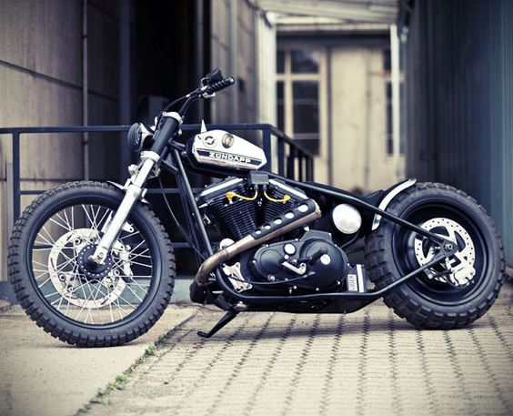 Garage Project Motorcycles - There is a lot to like about this custom
