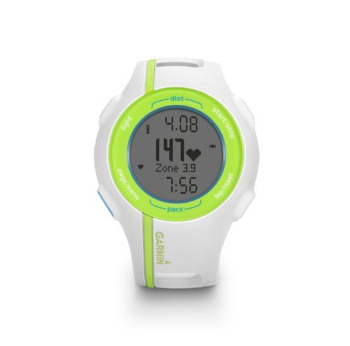 Garmin Forerunner 210 Water Resistant GPS Enabled Watch without Heart Rate Monitor (Multicolor) (Discontinued by Manufacturer)