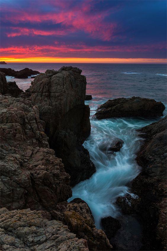 Garrapata State Park - California Coast