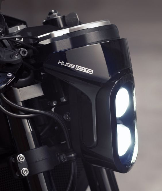 Gashetka | Transportation Design | 2015 | Honda CBR1000RR Black Kit by Huge MOTO |...