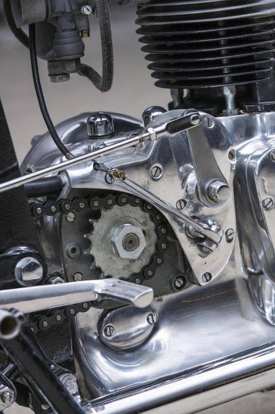 Gilera Saturno Motorcycle 7