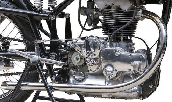 Gilera Saturno Motorcycle 9