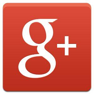 Google+: Google+ mobile.