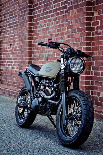 Gun Slinger - 66 Motorcycles
