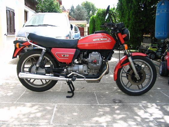 Guzzi V 35 I serie [tutte le info] - Forum Moto Guzzi d'epoca