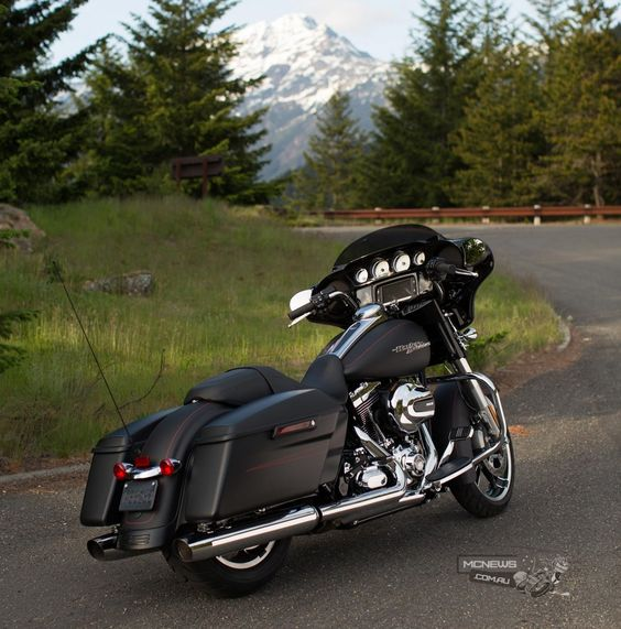Harley-Davdison Street Glide Special 2015