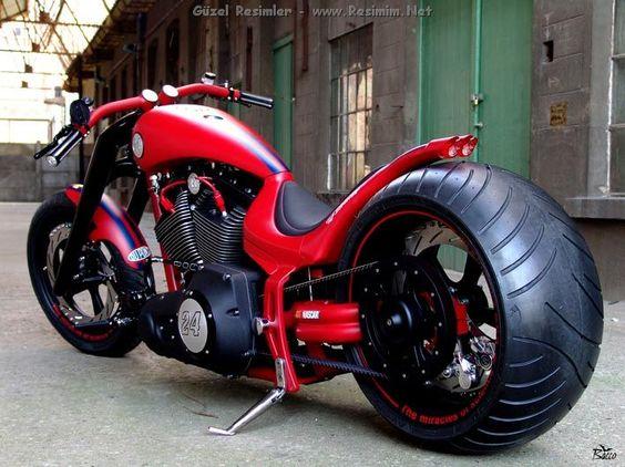 Harley vrod