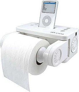 High-Tech Gadgets For the Bathroom Photo 3. As John McEnroe would say,